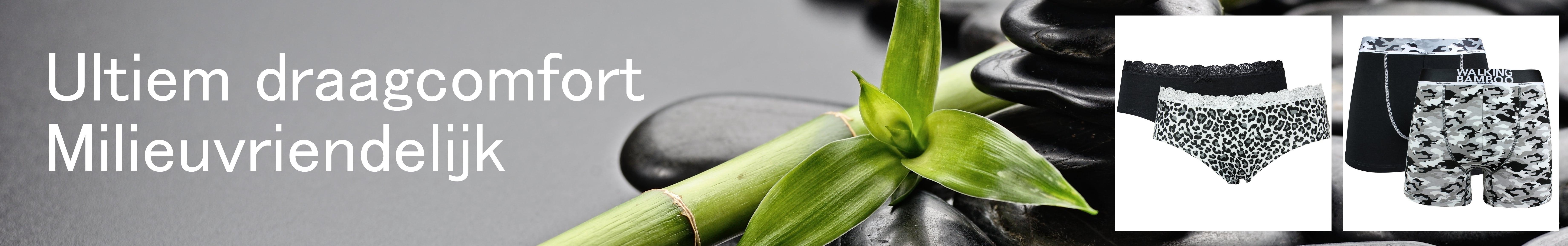 Bamboe kleding comfortabel en milieuvriendelijk