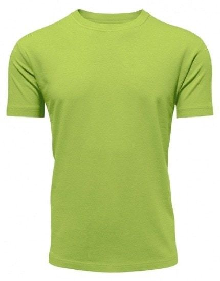 Bamboe heren t-shirt grass green