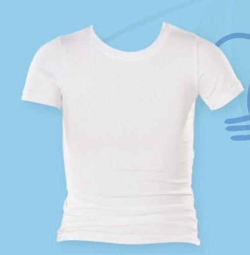 Bamboe t-shirt voor kinderen