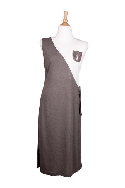 Bamboe jurkje groen - SS 4523