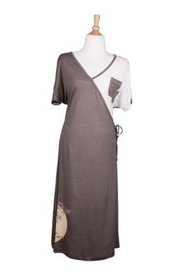 Bamboe jurkje groen - SS 4522