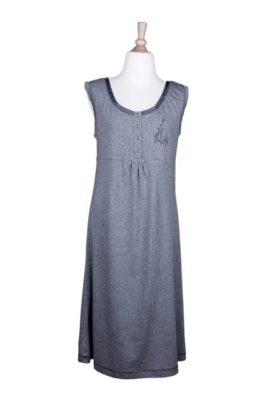 Bamboe jurkje grijs - SS 4444
