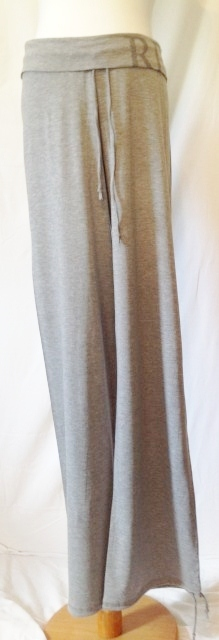 Bamboe broek grijs Relax - 6010