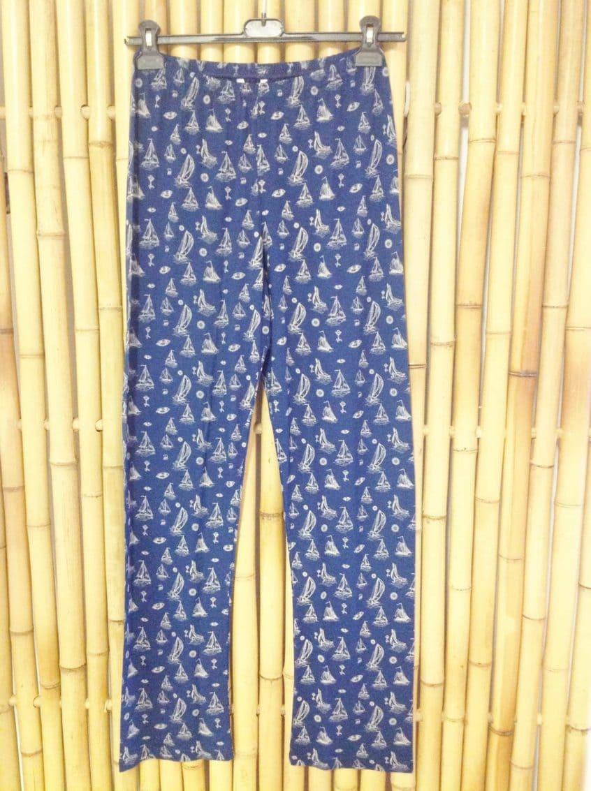 Bamboe broek boat
