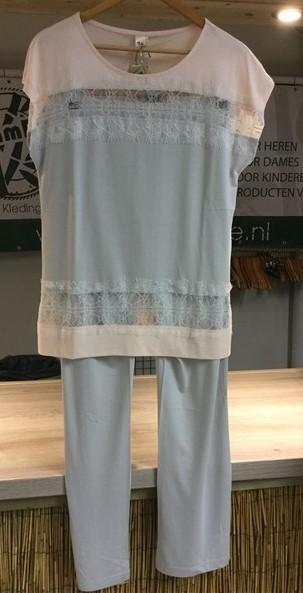 Bamboe huispak / pyjama