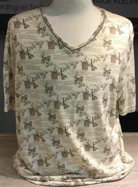Bamboe heren t-shirt bambu