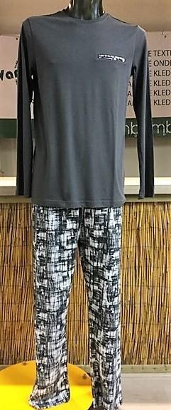 Bamboe heren pyjama - antra