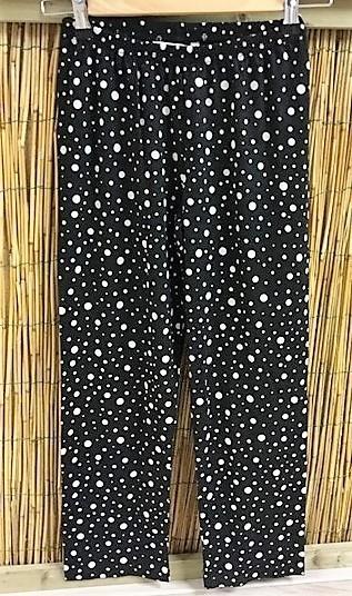 Bamboe kinderbroek stippen