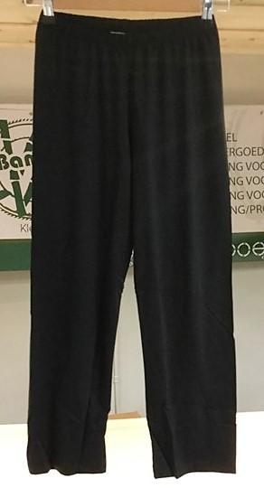 Bamboe broek zwart