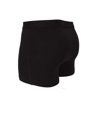 Bamboe boxershort zwart -0