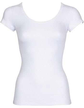 Bambooo Dames shirt O-hals