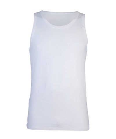Bamboe hemd wit -0
