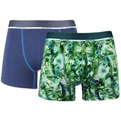 Jongens bamboe boxershort 2-pack Jungle